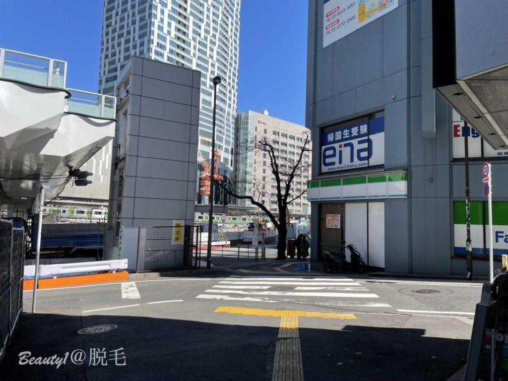 エンリケ渋谷店への行き方